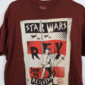 Rare Star Wars Join the Resistance Tee